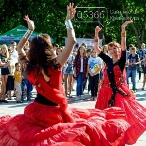Holiday Fest! Буйство красок в Кременчуге, фото-3