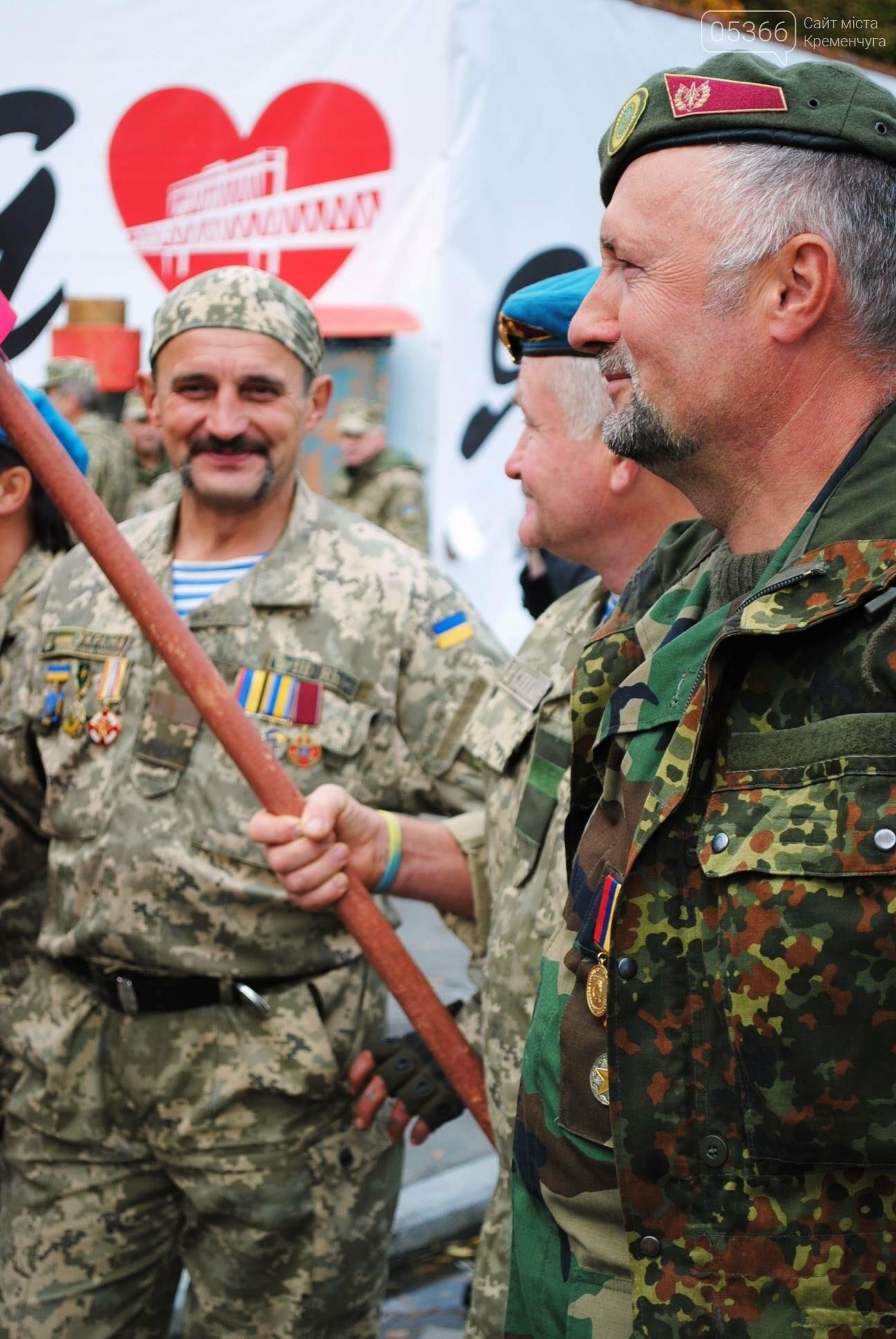 Кременчуг празднует День защитника Украины (фоторепортаж), фото-10