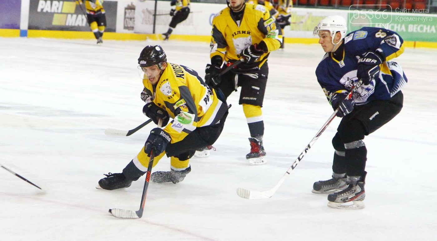 Украинская хоккейная лига: итоги матчей 34 турнира , фото-2