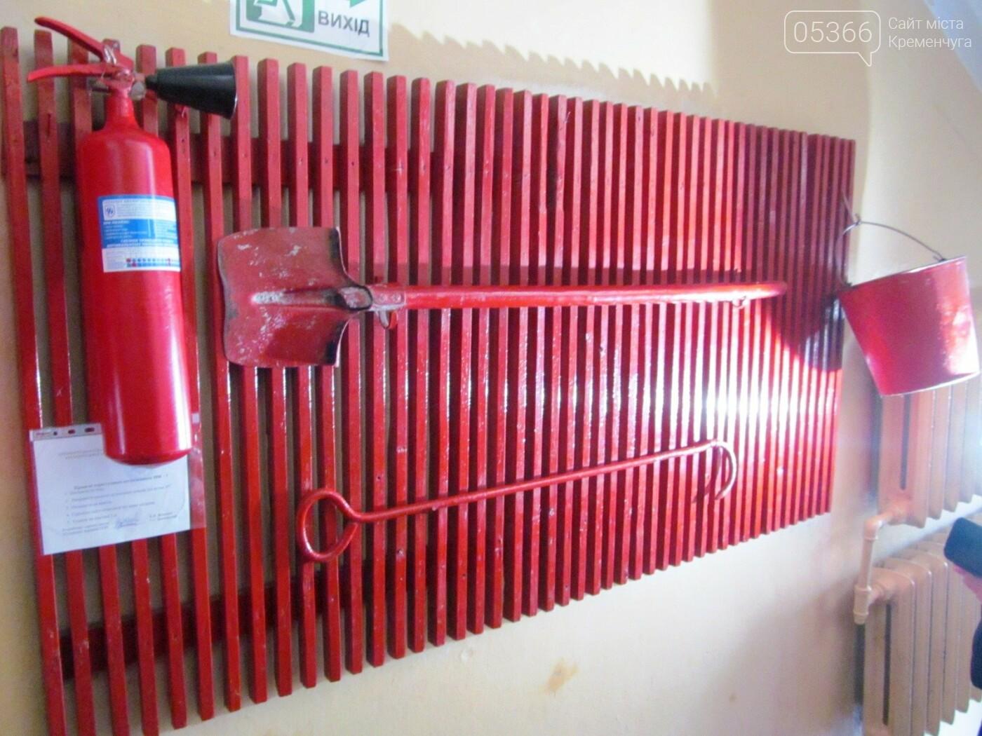 пожарная безопасность в школе №10