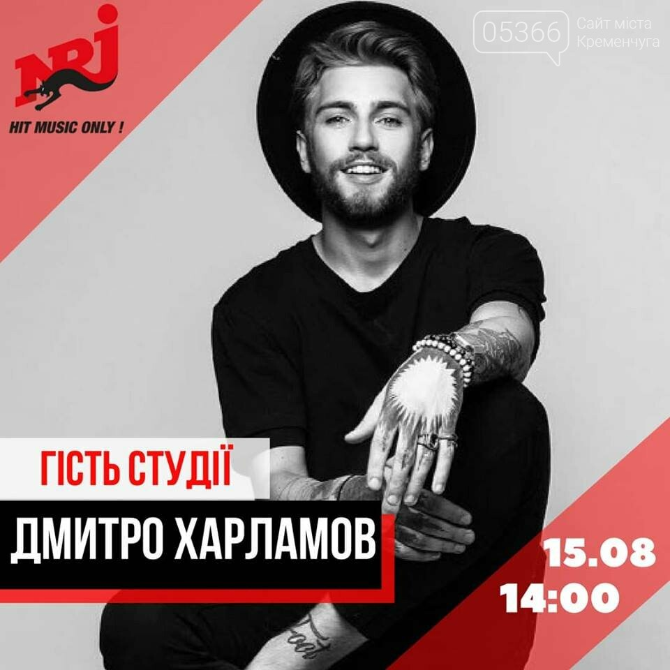 Дмитро Харламов інтерв`ю