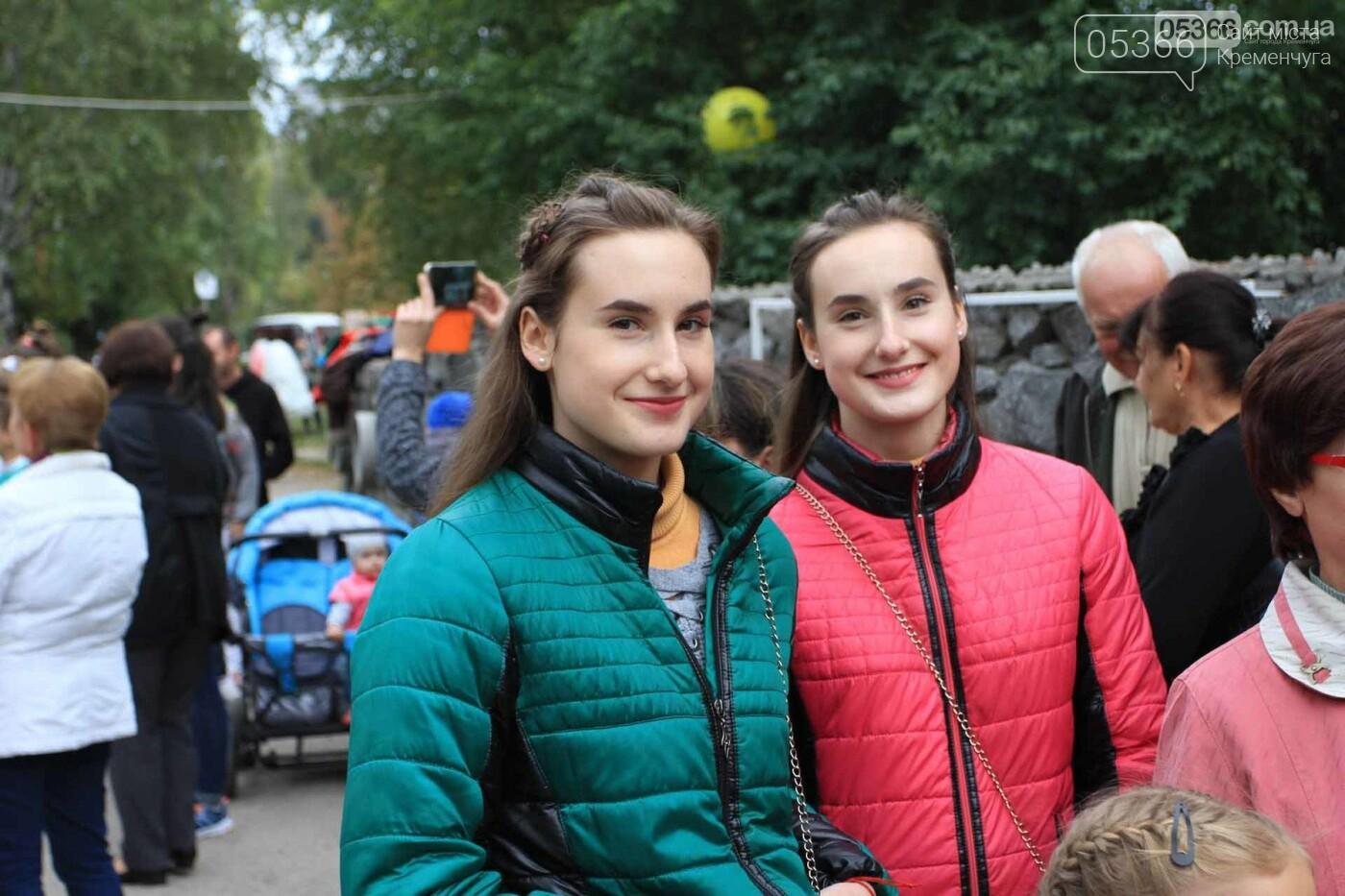 Як відбувався перший парад близнюків в Кременчуці (ФОТО), фото-7