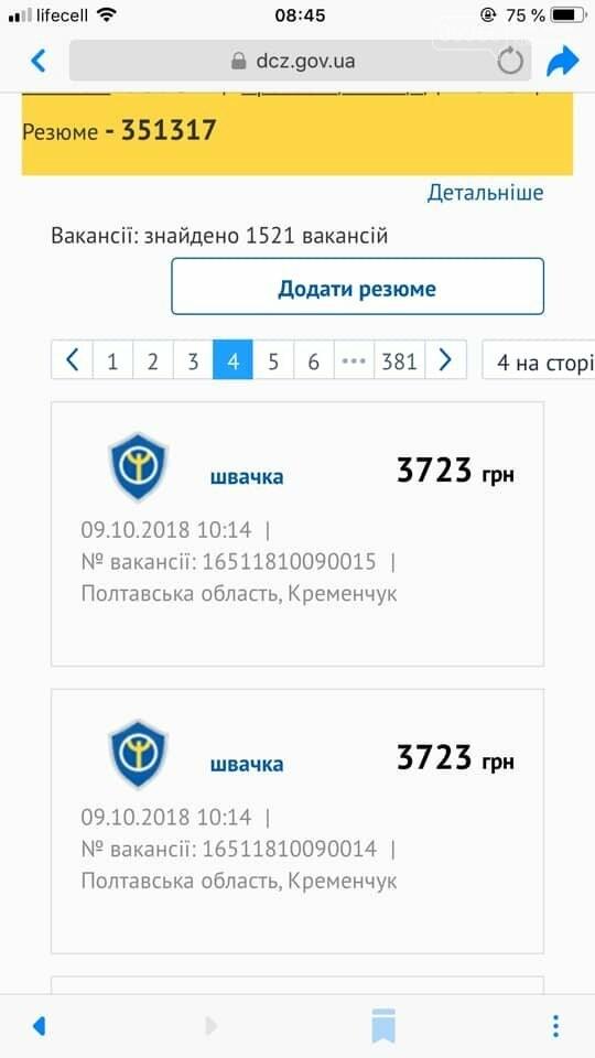Зарплати, які пропонують у Кременчуці шокують: медикам, вихователям, швачкам, водіям та іншим - менше 3000 грн, фото-2