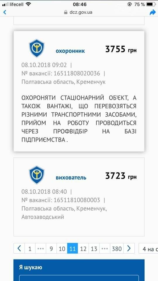 Зарплати, які пропонують у Кременчуці шокують: медикам, вихователям, швачкам, водіям та іншим - менше 3000 грн, фото-3
