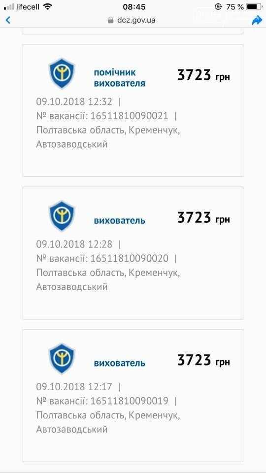 Зарплати, які пропонують у Кременчуці шокують: медикам, вихователям, швачкам, водіям та іншим - менше 3000 грн, фото-4