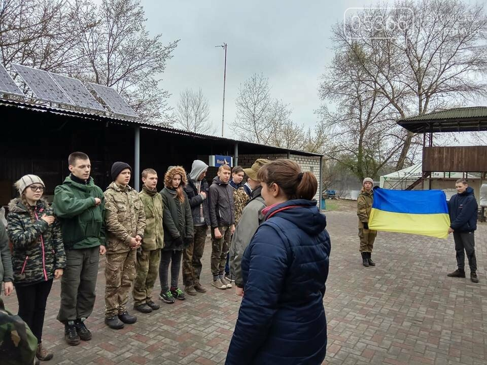 """Представники пласту провели військово-патріотичний вишкіл """"Рубіж"""" , фото-1"""