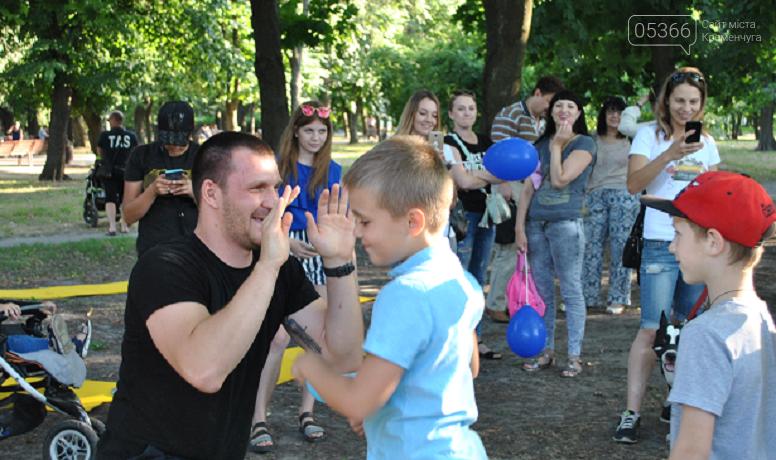"""Кременчужани відсвяткували День поліції на """"Police–Fest"""". Фото, фото-7"""