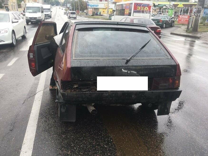 ДТП у Кременчуці: дві автівки добряче розтрощило, фото-2