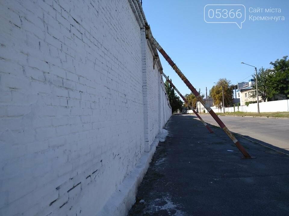 Кременчуцька виховна колонія може впасти комусь на голову: стіна у тріщинах. ФОТО, фото-2