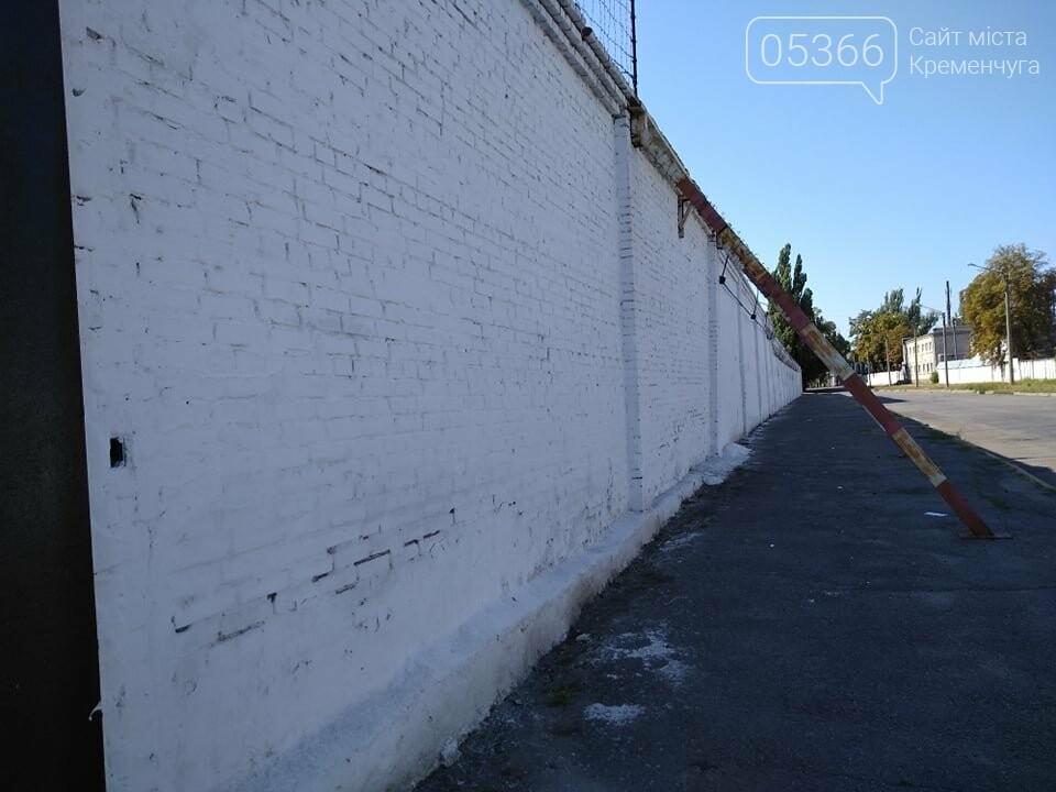 Кременчуцька виховна колонія може впасти комусь на голову: стіна у тріщинах. ФОТО, фото-12