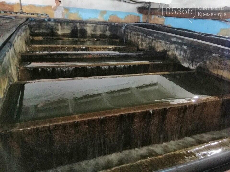"""Подають чисту, а тече брудна: на КП """"Кременчукводоканал"""" провели ревізію, фото-2"""