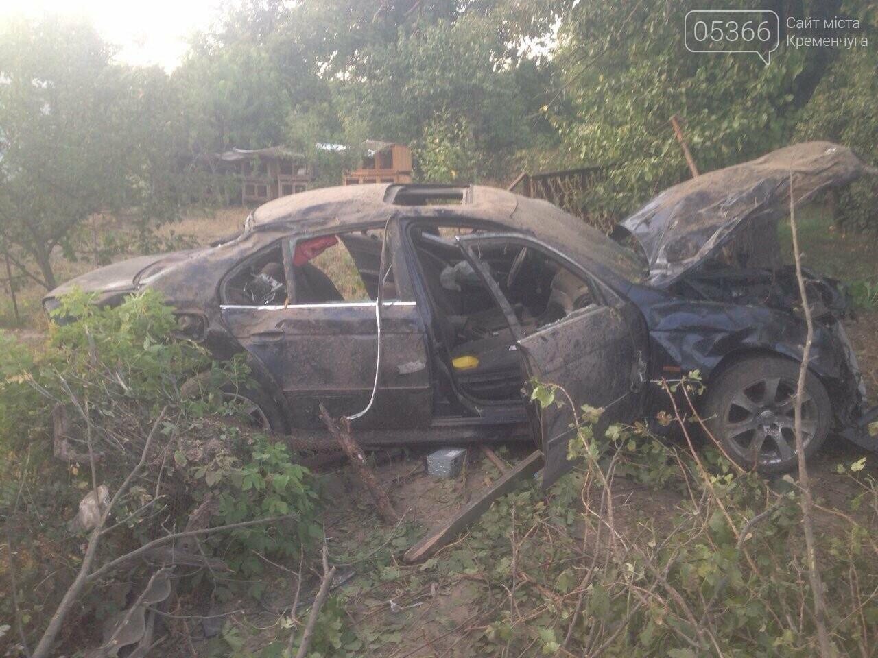У Кременчуцькому районі сталася смертельна ДТП: пасажир помер в лікарні, фото-2