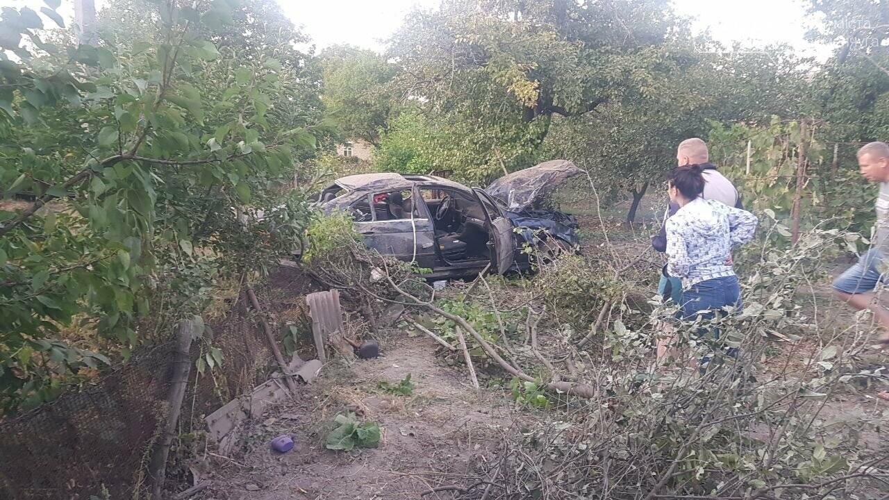 У Кременчуцькому районі сталася смертельна ДТП: пасажир помер в лікарні, фото-1