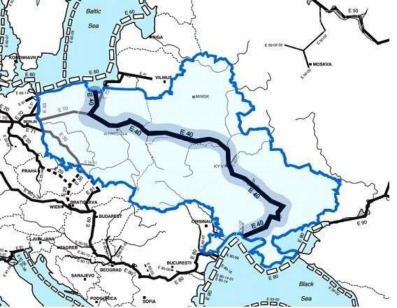Кременчужане напуганы: река Днепр может стать каналом между Балтийским и Черным морем, фото-1