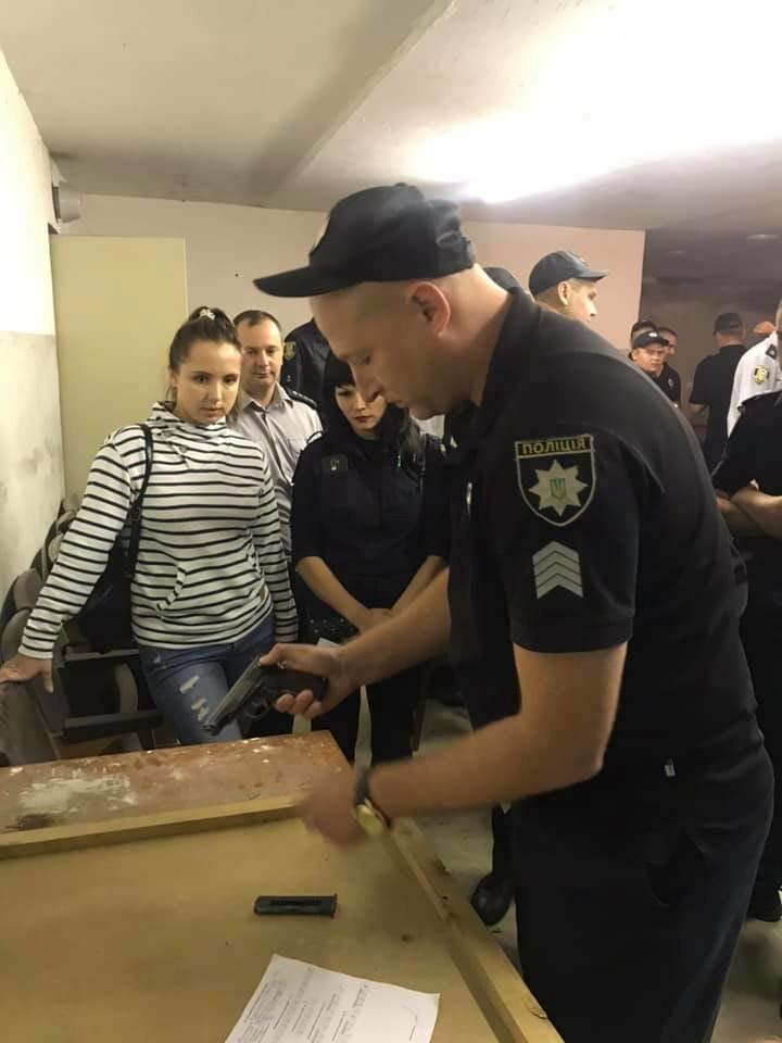 У Кременчуцькій поліції шукали слабких тілом та духом, фото-10