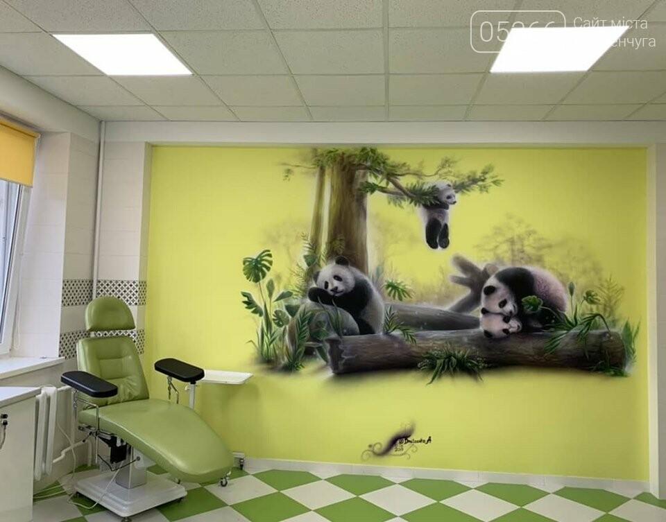 Справжня казка для хворих діток: в Полтавському відділенні онкогематології завершили ремонт, фото-1