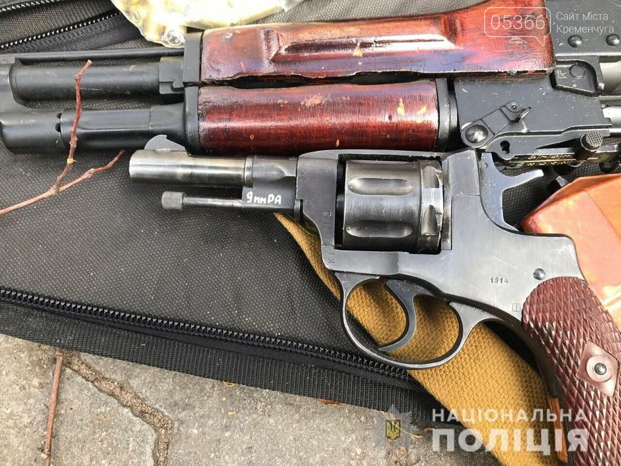 """Відео затримання мафіозі """"Самвела Донецького"""" в Полтаві. Його банда вбивала людей """"на замовлення"""", фото-1"""