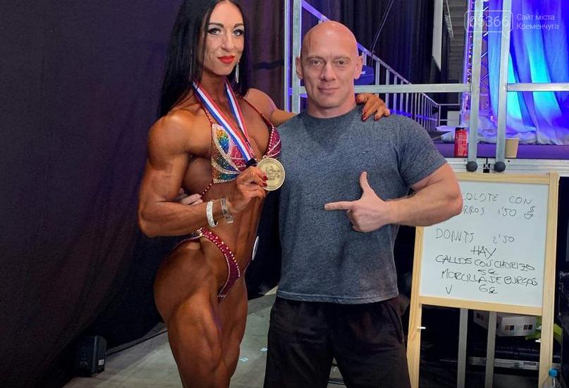 Полтавки вибороли медалі на турнірі «Arnold Classic Europe IFBB Elite Pro Show 2019», фото-1