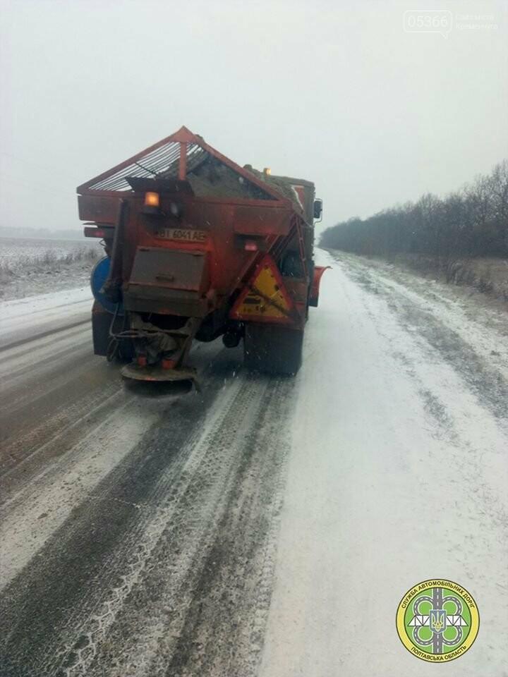 На Полтавщині вже сніжить: синоптики прогнозують погіршення погодних умов, фото-1
