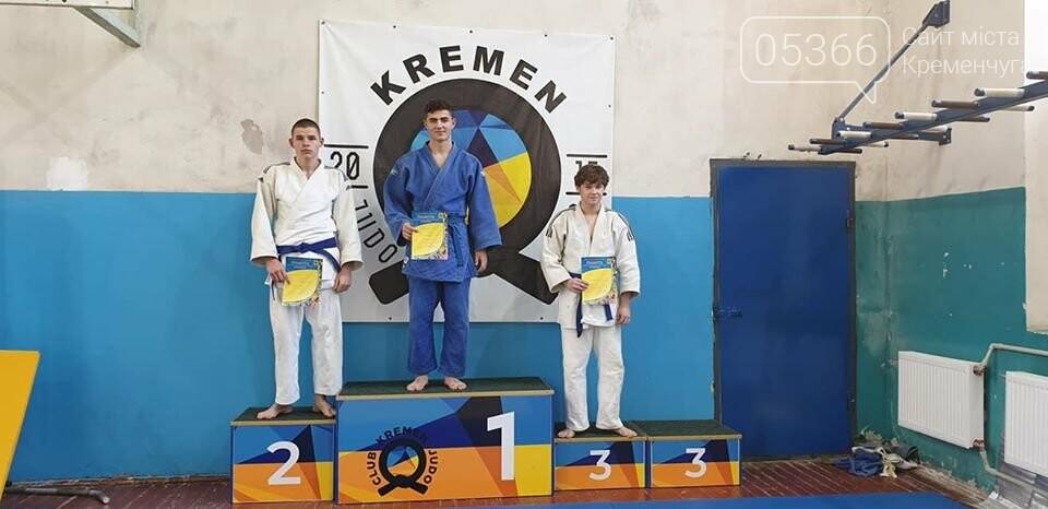 Кременчуцькі дзюдоїсти вибороли шість золотих медалей на Чемпіонаті області, фото-1