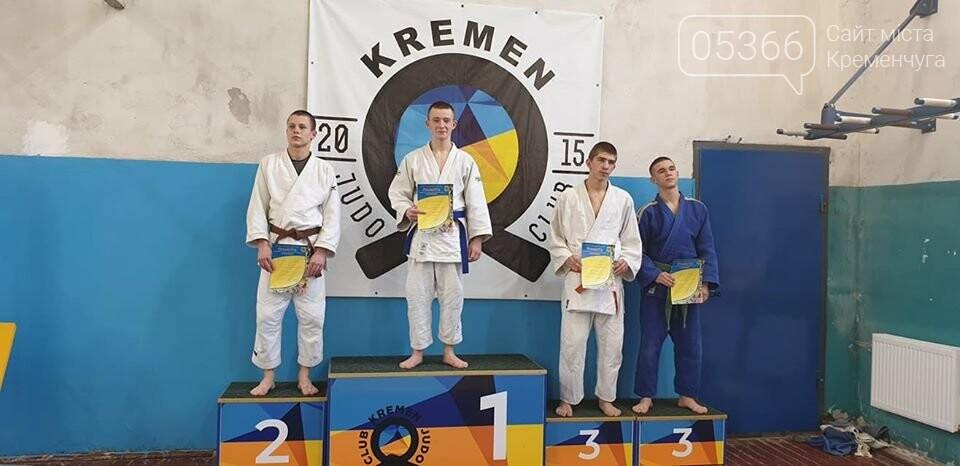 Кременчуцькі дзюдоїсти вибороли шість золотих медалей на Чемпіонаті області, фото-3