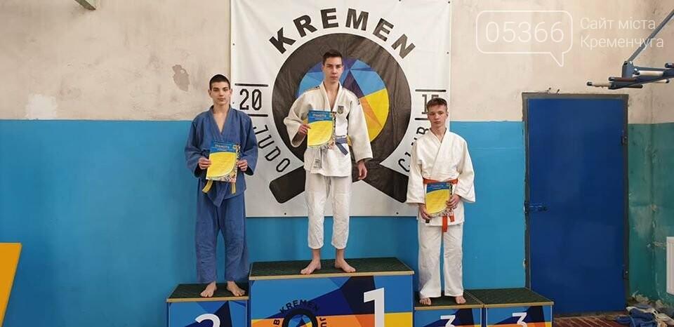 Кременчуцькі дзюдоїсти вибороли шість золотих медалей на Чемпіонаті області, фото-5