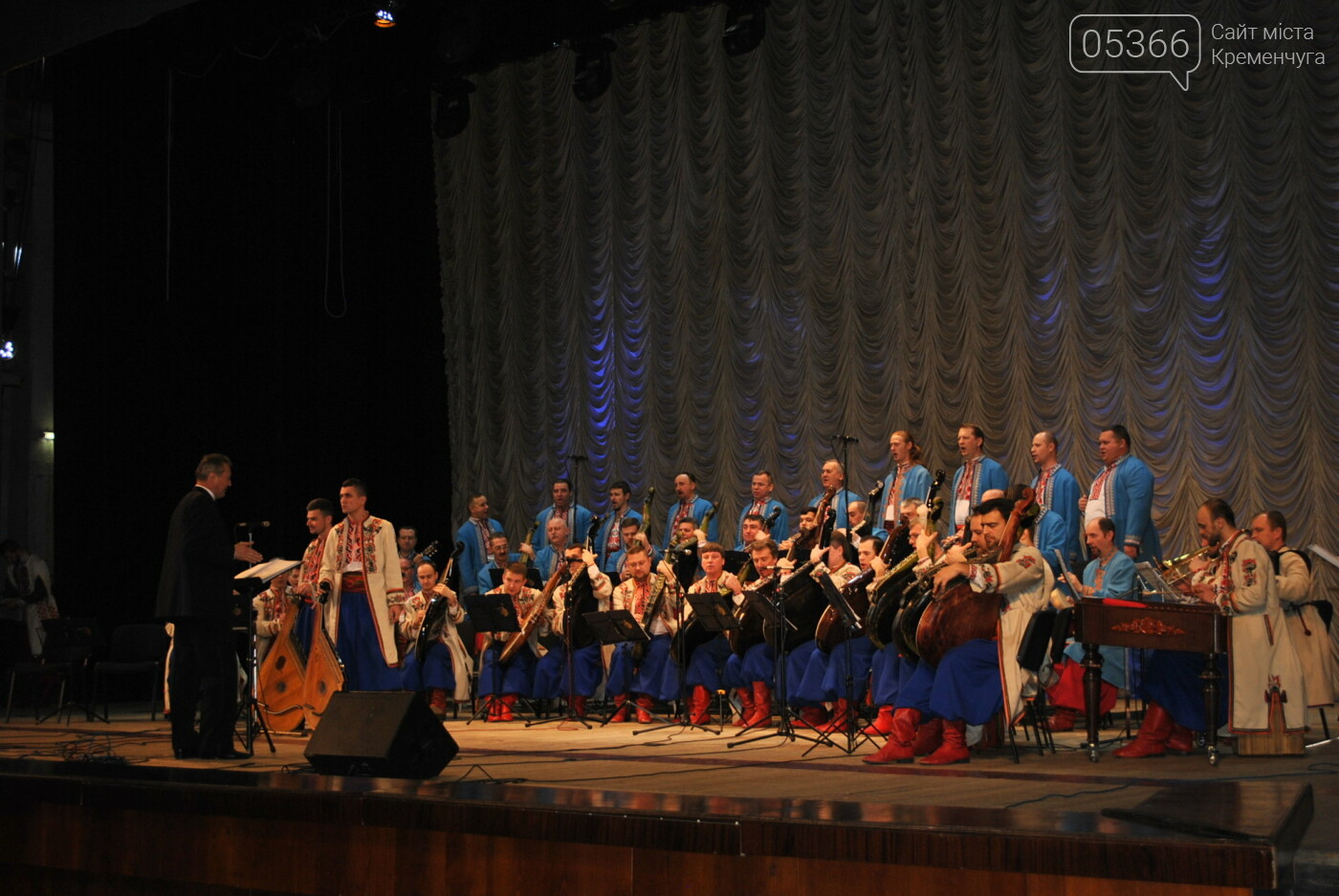 Бандуристи покорили кременчужан своїми виступами та музикою. Фото, фото-3