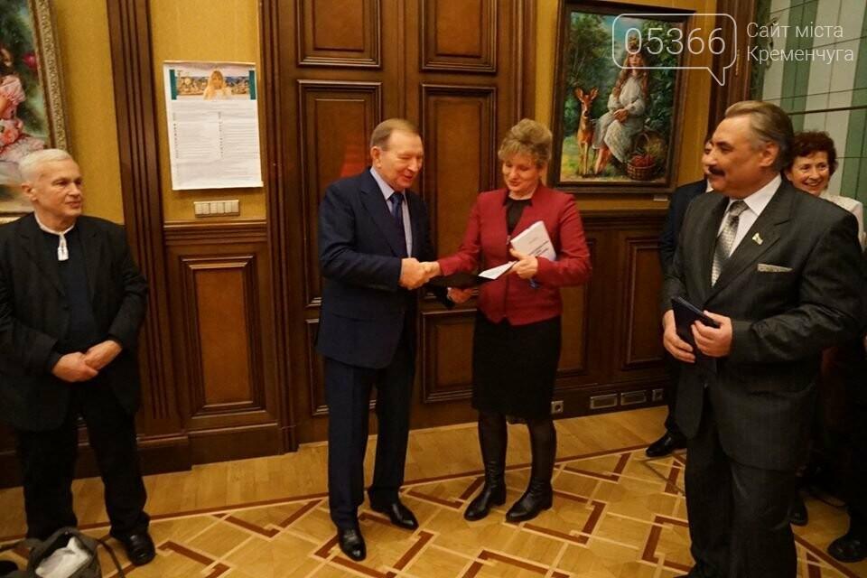 """У рамках проекту """"Усе буде добре"""" в столиці відкрилася виставка картин кременчуцької художниці, фото-2"""