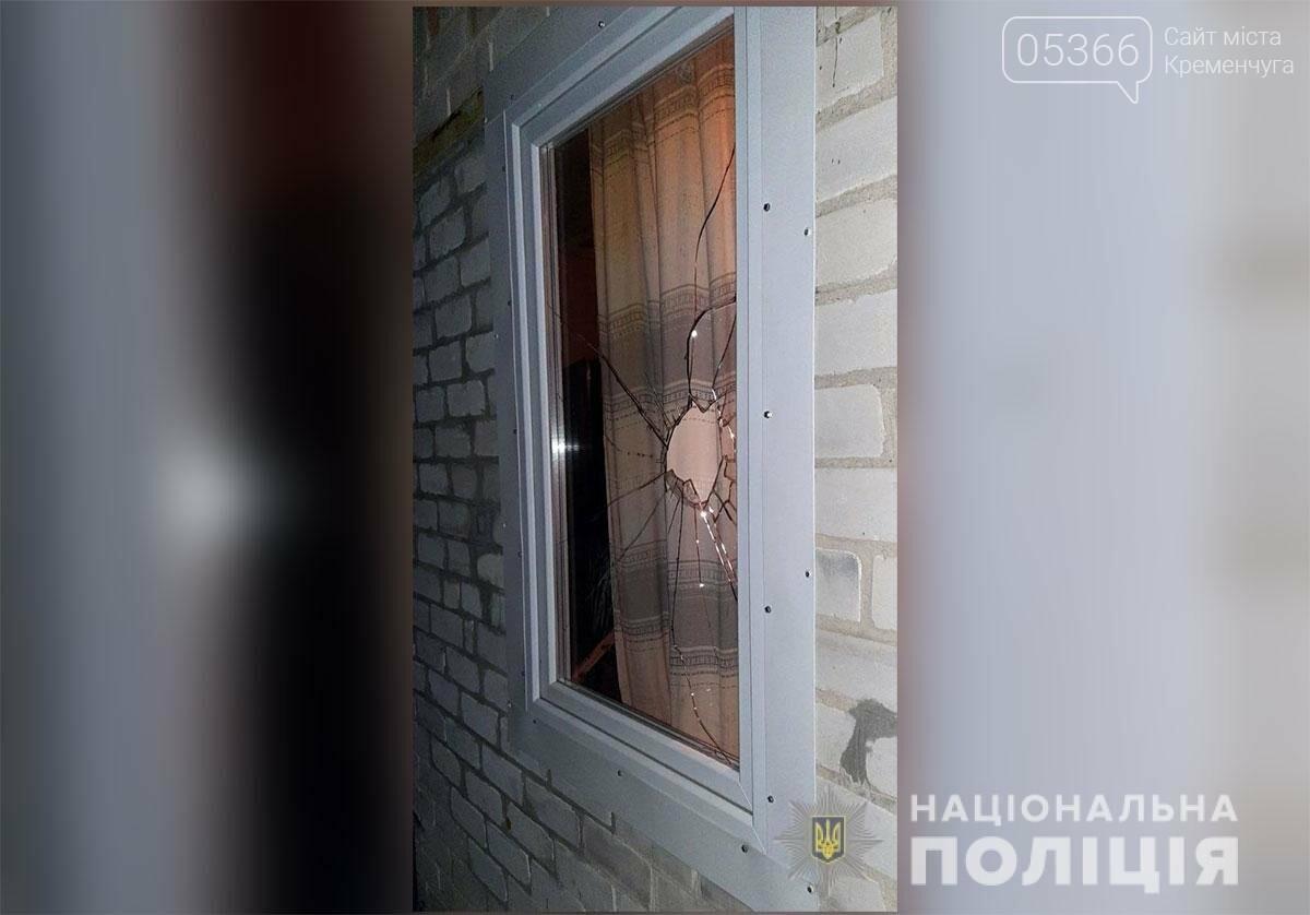 У Кременчуцькому районі затримали чоловіка, що хотів пограбувати дачу, фото-1
