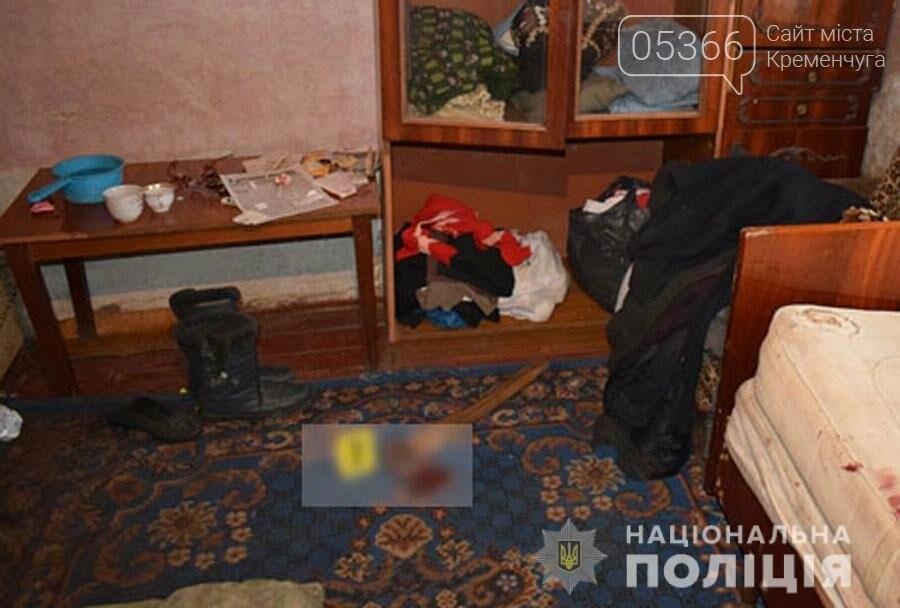 Мешканка Полтавщини порубала співмешканця сокирою: чоловік у лікарні, фото-1