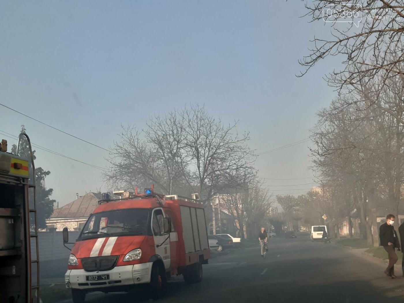 У Кременчуці спалахнула пожежа у приватному будинку на Сумській. Фото , фото-7