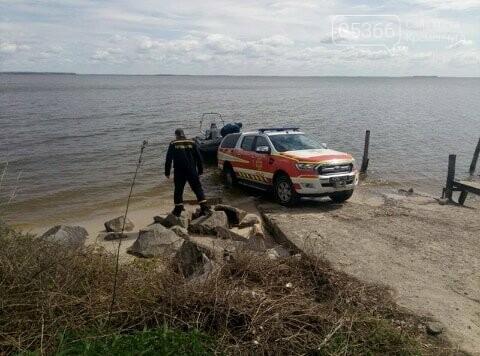 Рятувальники знайшли тіла двох рибалок на Кременчуцькому водосховищі, фото-1