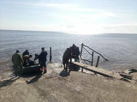Рятувальники знайшли тіла двох рибалок на Кременчуцькому водосховищі, фото-2