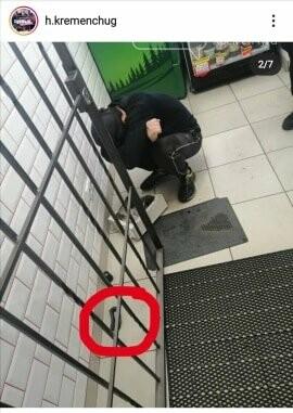 У Кременчуці покупця в магазині побили кастетом, фото-2