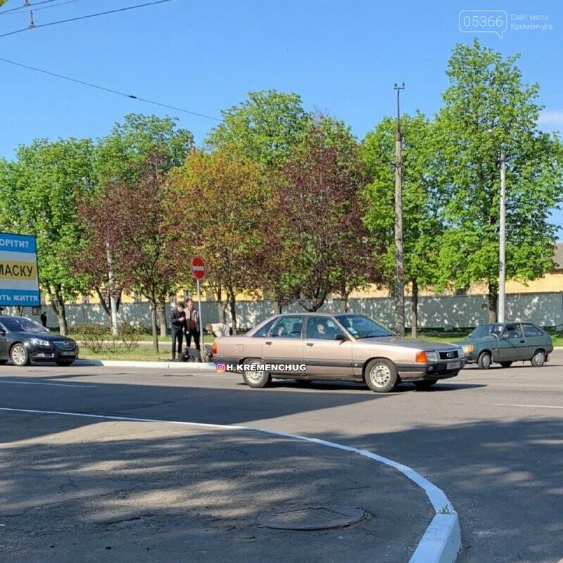 У Кременчуці по проспекту Свободи збили пішохода, фото-1