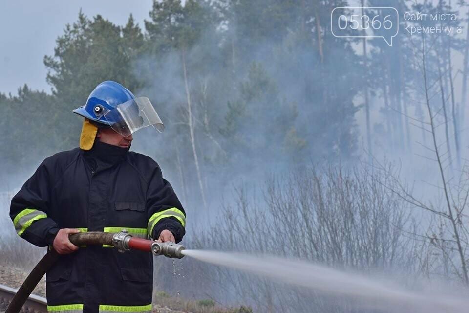 Кременчуцькі пожежники повертаються додому із Зони відчуження, фото-3