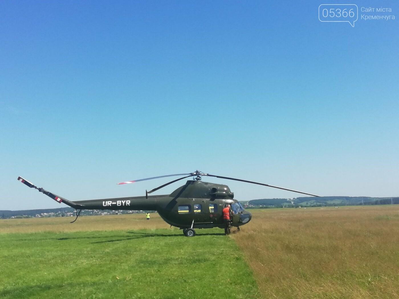 Випускники Кременчуцького льотного коледжу працюватимуть у вертолітній службі МВС, фото-7