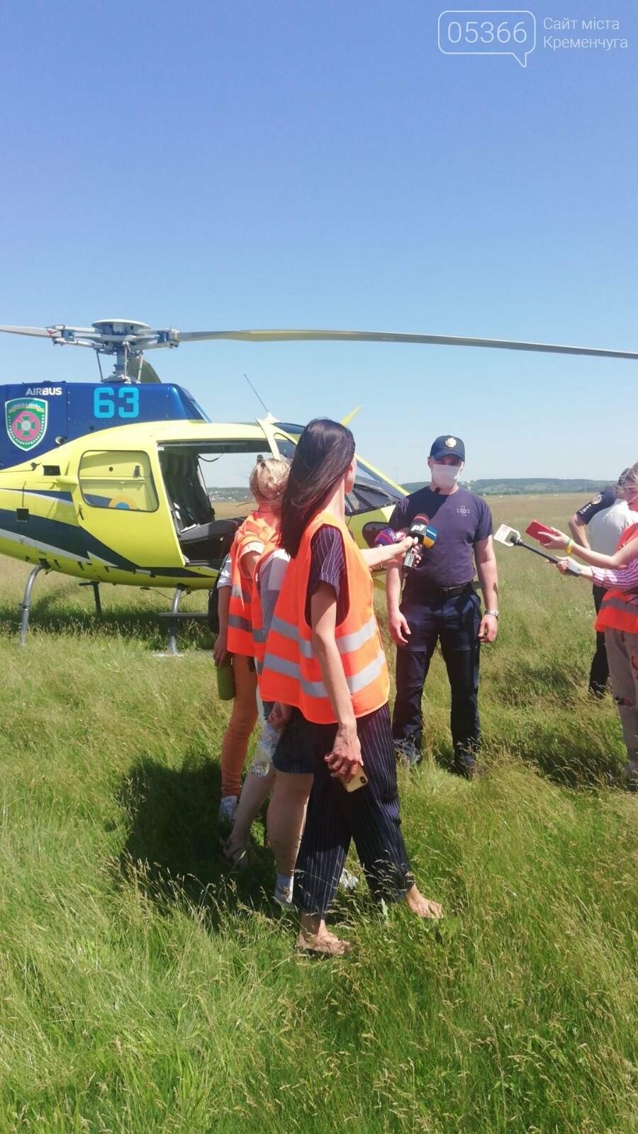 Випускники Кременчуцького льотного коледжу працюватимуть у вертолітній службі МВС, фото-3