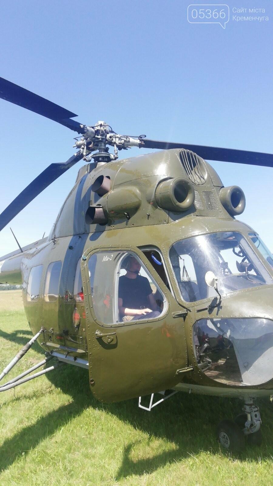 Випускники Кременчуцького льотного коледжу працюватимуть у вертолітній службі МВС, фото-5