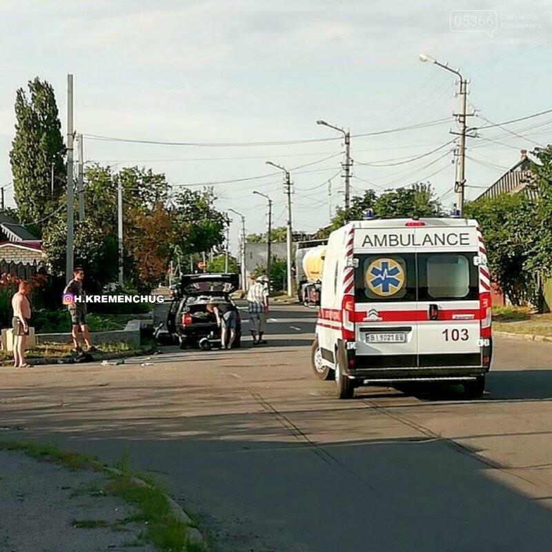 Підпал авто та дві ДТП у Кременчуці: оперативні новини за вихідні , фото-1