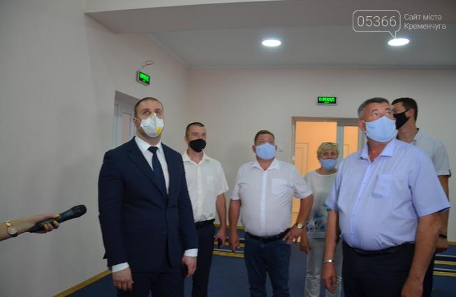 Губернатор назвав кременчуцьких медиків героями. Результати візиту Синєгубова до Кременчука та району, фото-7