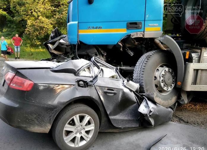 """На дорозі """"Полтава-Суми"""" у ДТП загинув молодий хлопець, фото-1"""
