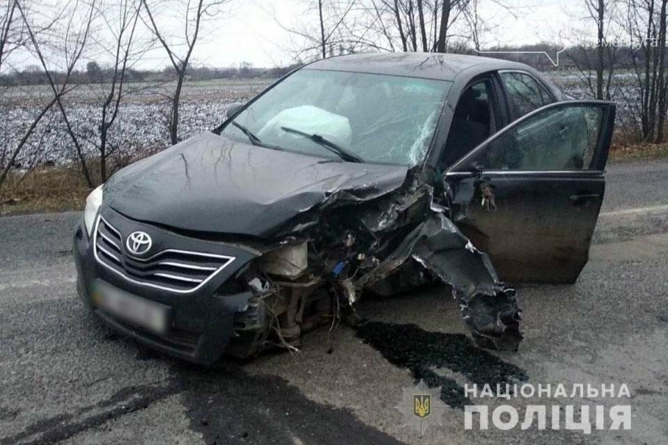 У ДТП на Полтавщині загинув молодик. Фото, фото-2