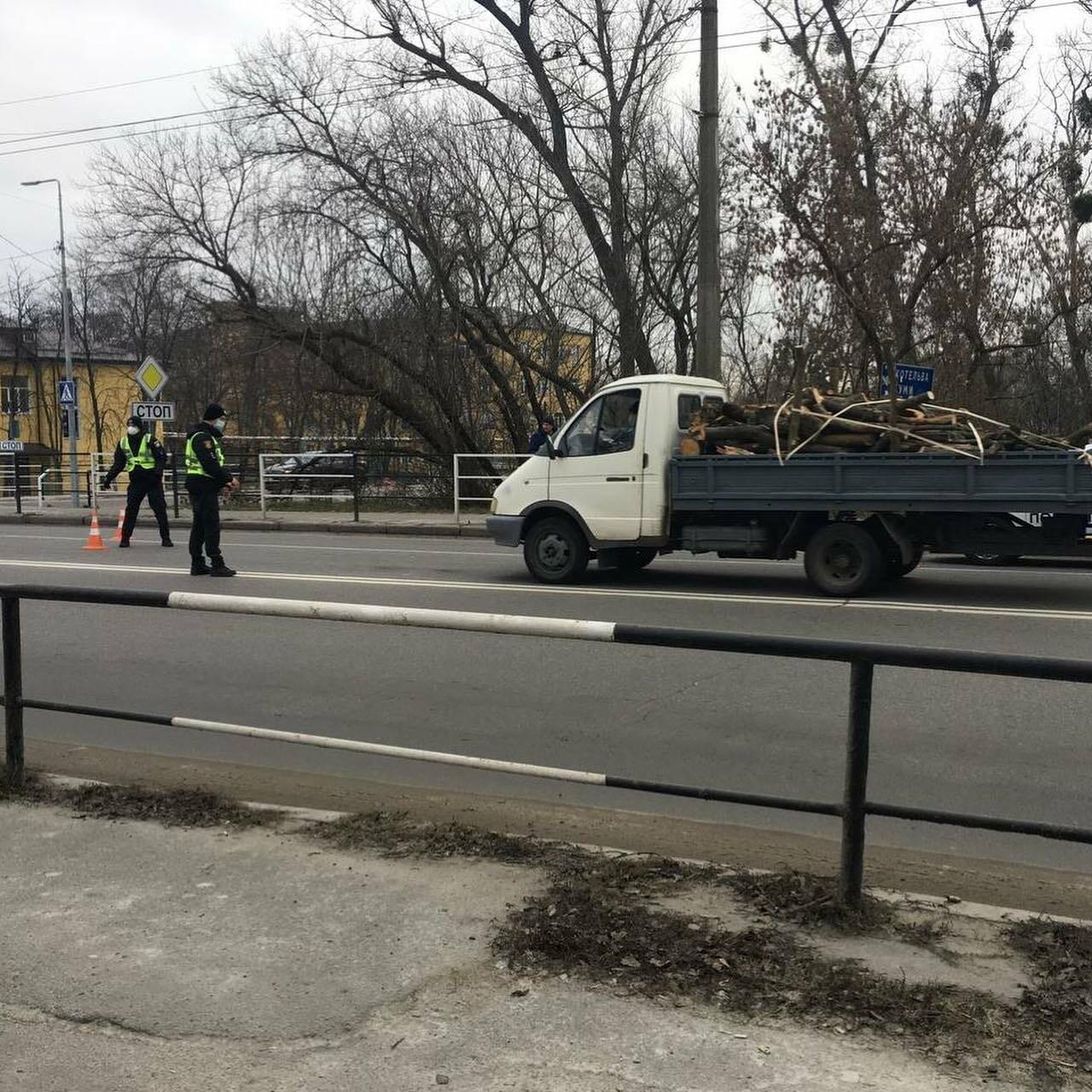 Стріляли на ураження: поліціянти Полтави шукають нападників зі зброєю. Відео, фото-2