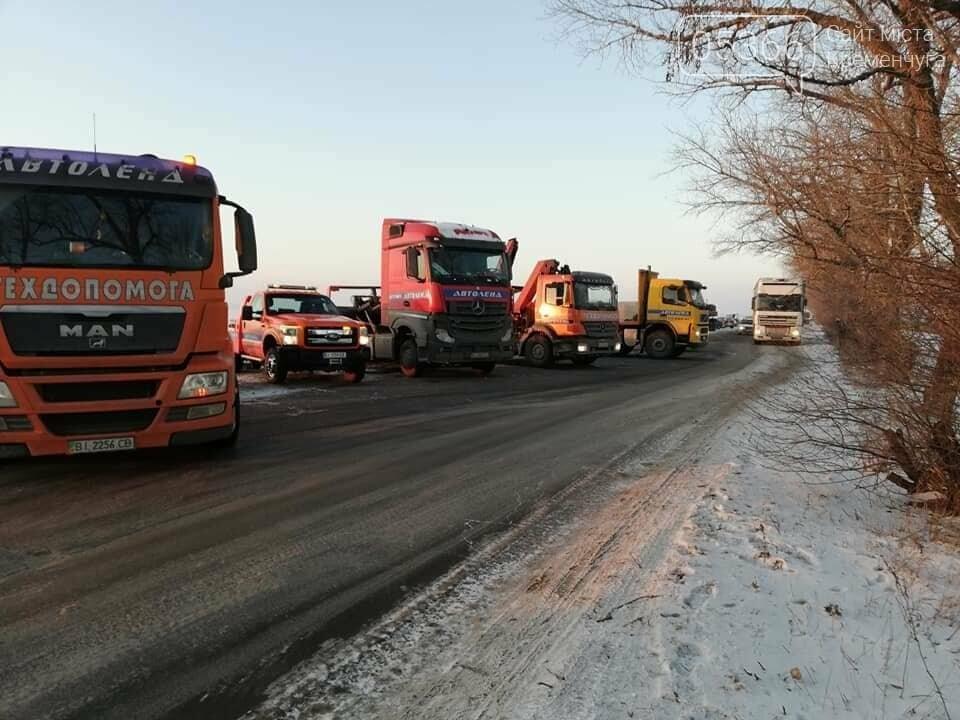 Біля Власівки вантажівка з'їхала у водосховище, фото-5