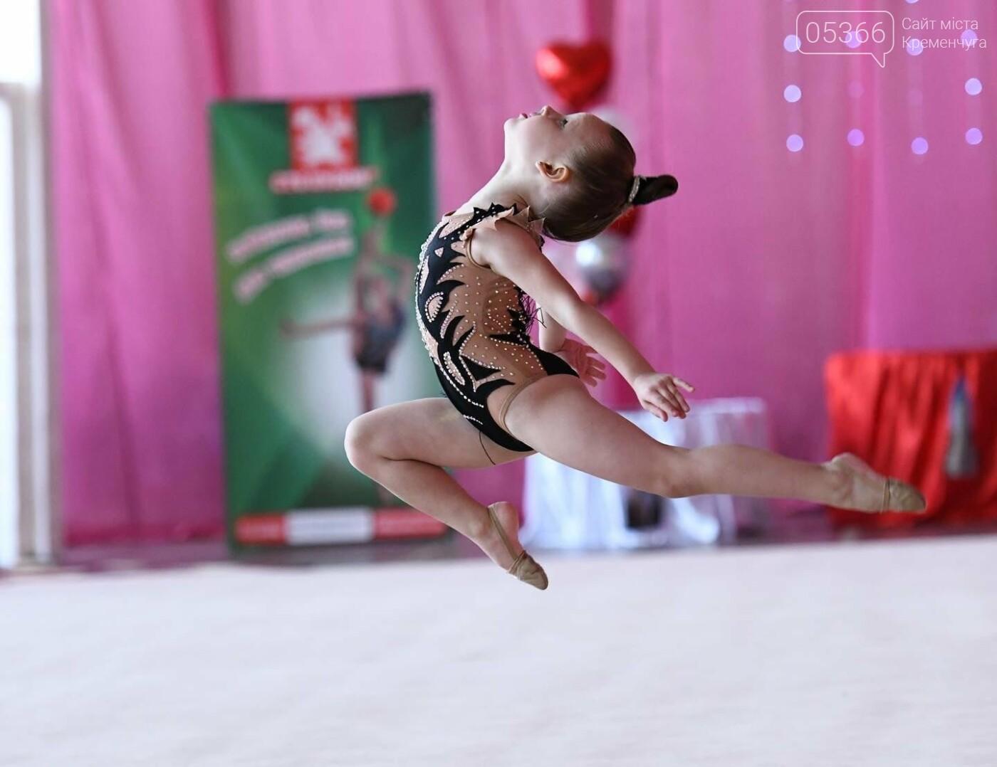 Юна гімнастка, що представляла Кременчук, стала чемпіонкою, фото-3