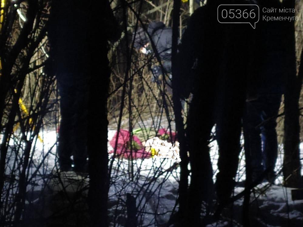У Глобино на кладовищі знайшли мертвою жінку, фото-1