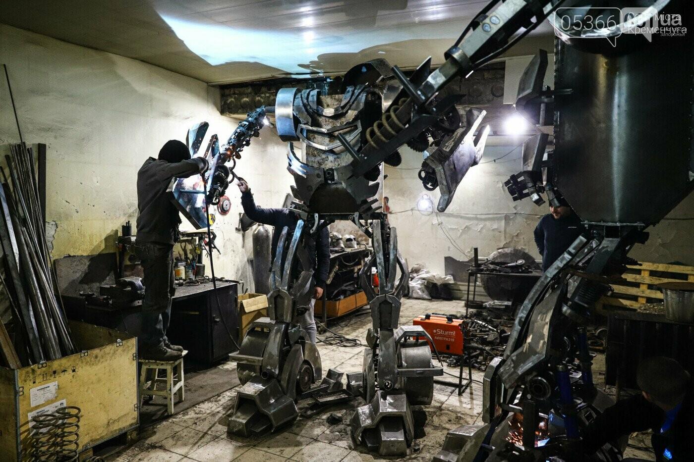 Звездолеты, роботы и Мастер Йода — в Кременчуге откроется крутая выставка, фото-6