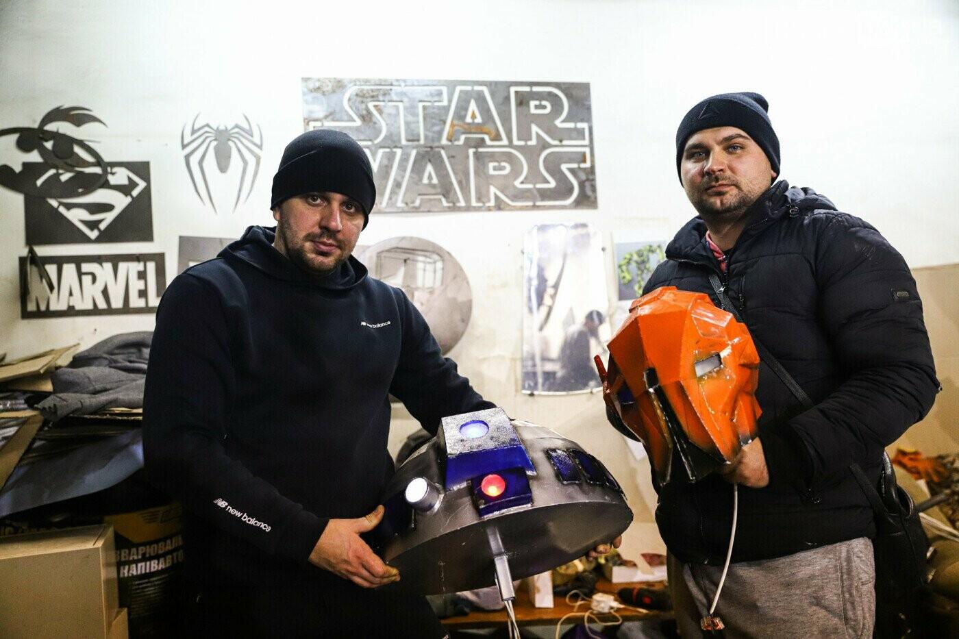 Звездолеты, роботы и Мастер Йода — в Кременчуге откроется крутая выставка, фото-1