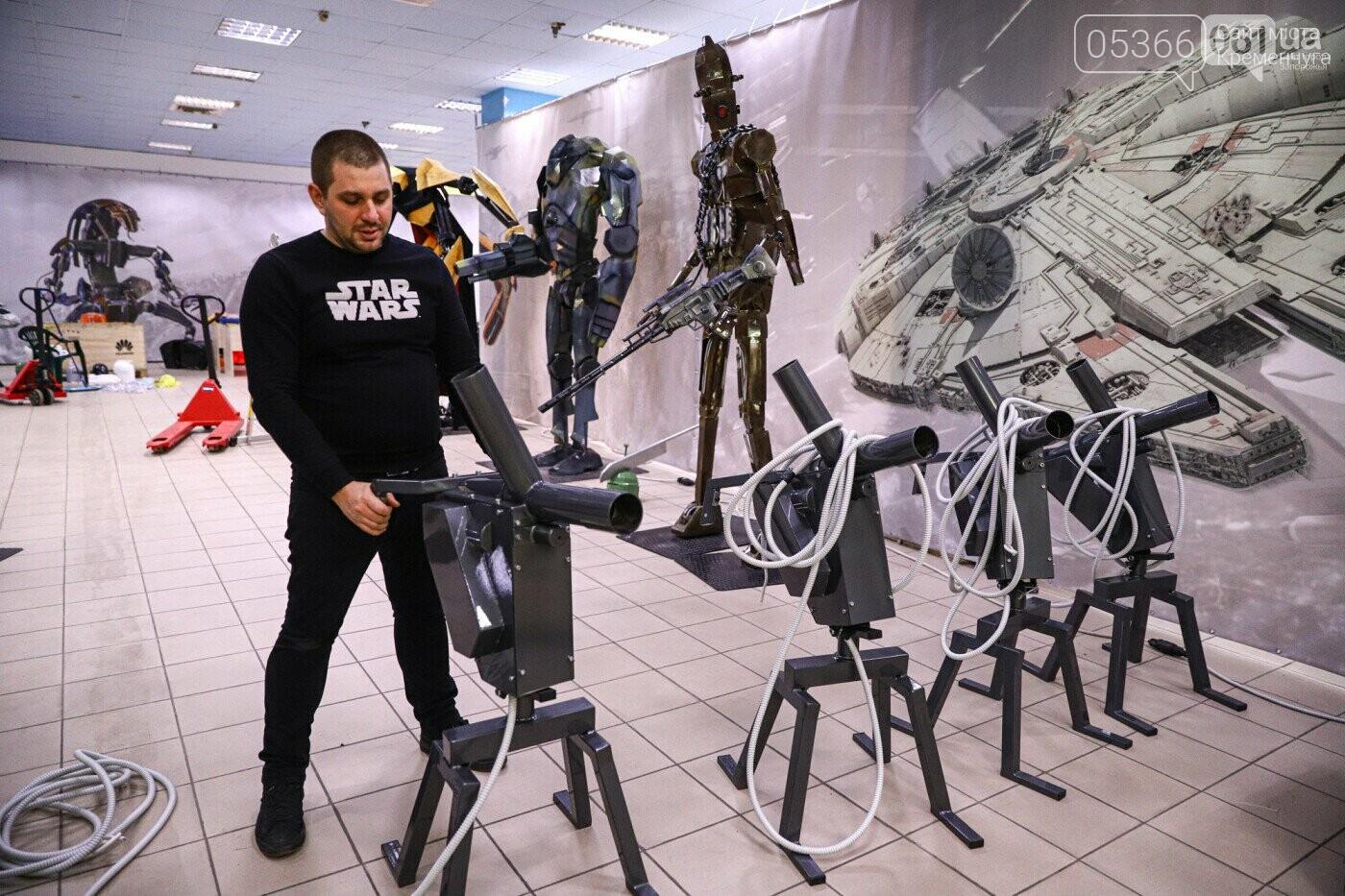 Звездолеты, роботы и Мастер Йода — в Кременчуге откроется крутая выставка, фото-7